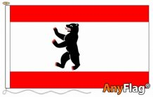 - BERLIN ANYFLAG RANGE - VARIOUS SIZES